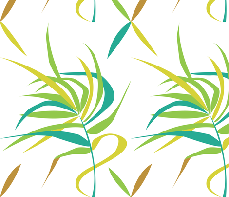Fripp Palm fabric by grace&eddie on Spoonflower - custom fabric