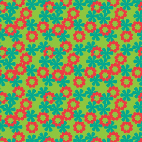Two Flowers Brights - small