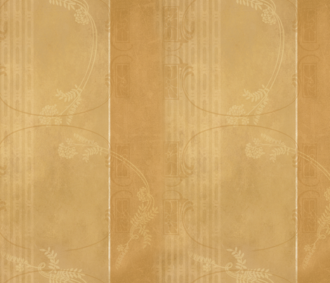 Victorian Rustic Blender - Beeswax fabric by mudstuffing on Spoonflower - custom fabric