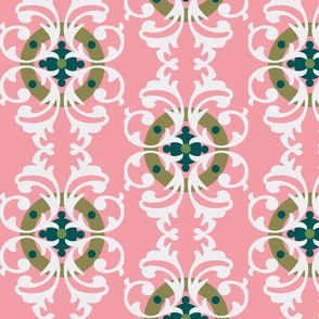 paradise blush /ornate
