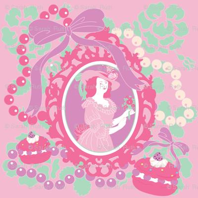 Macarons & Marie