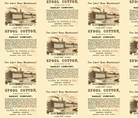 Spool of Cotton
