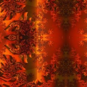 Orange Flames