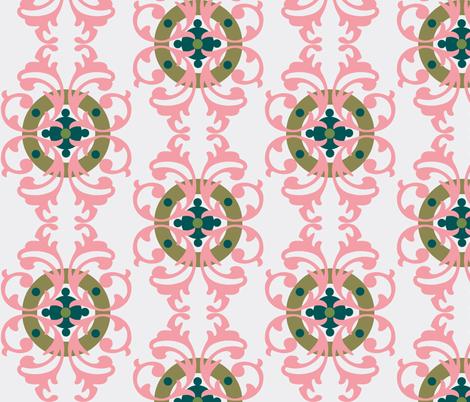 paradise rococo /ornate