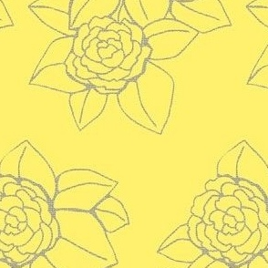 Perfect Yellow  Peonies