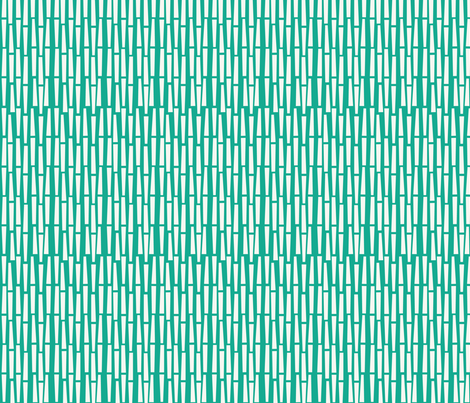 Lazy Lines: Surf fabric by circlesandsticks on Spoonflower - custom fabric
