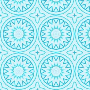 Pens poppy circles