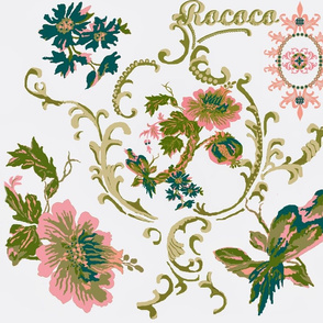 Paradise Rococo