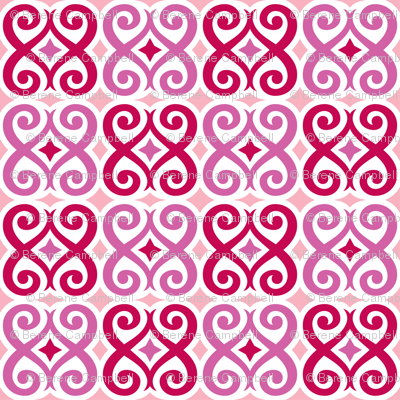 Rococo Love (Pink)