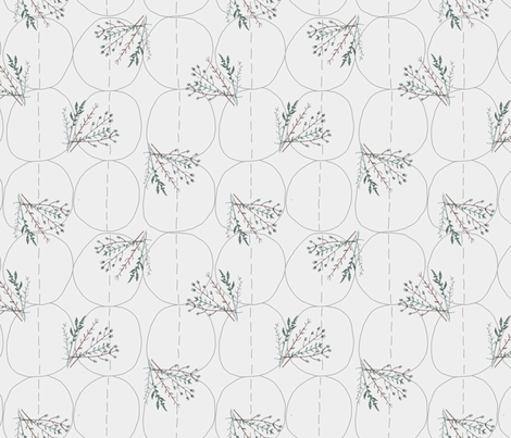 heidi fabric by tinyhappy on Spoonflower - custom fabric
