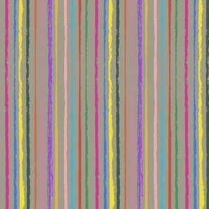 Echinacea Stripes