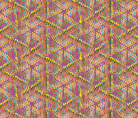 Criss Cross fabric by coloroncloth on Spoonflower - custom fabric