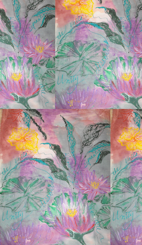MeditationSilk_Carla fabric by billichki on Spoonflower - custom fabric