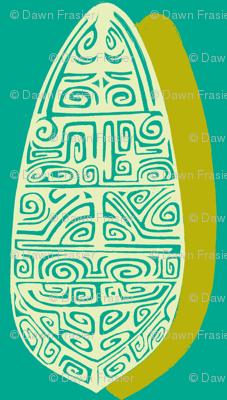 The Polynesian in Aqua