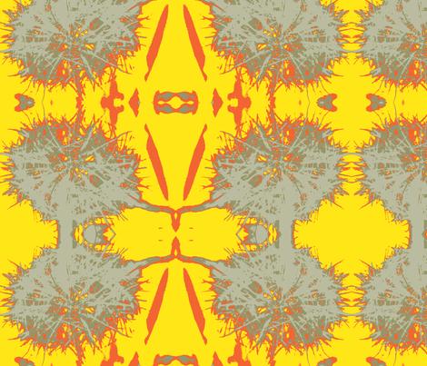 Blowaway fabric by arteija on Spoonflower - custom fabric