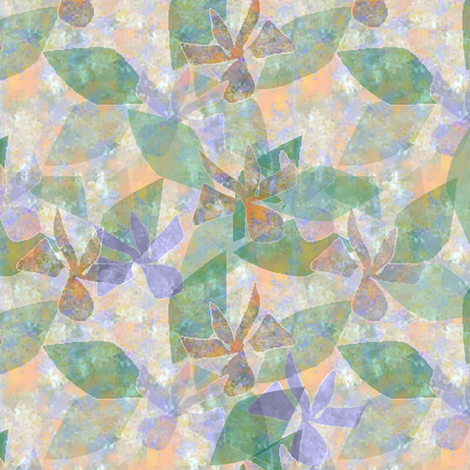 ©2011 Orchid Dreams fabric by glimmericks on Spoonflower - custom fabric
