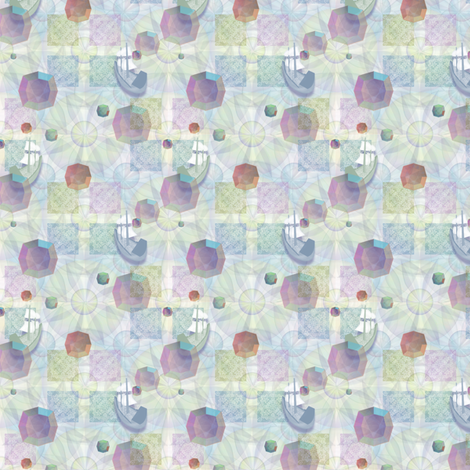 ©2011 Kharma fabric by glimmericks on Spoonflower - custom fabric