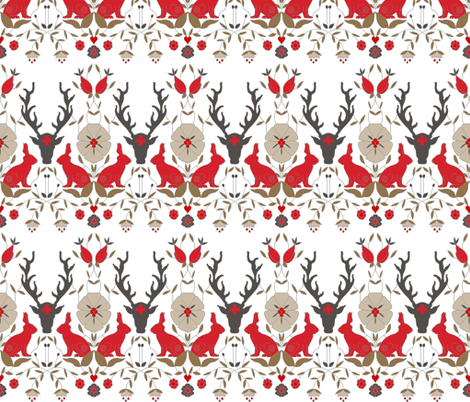 scando plus one fabric by holli_zollinger on Spoonflower - custom fabric