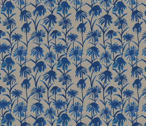 Rflowers_and_leaves_blue_painted_8x8_shop_preview