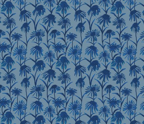 Rrflowers_and_leaves_blue_painted_tile_8by8_shop_preview