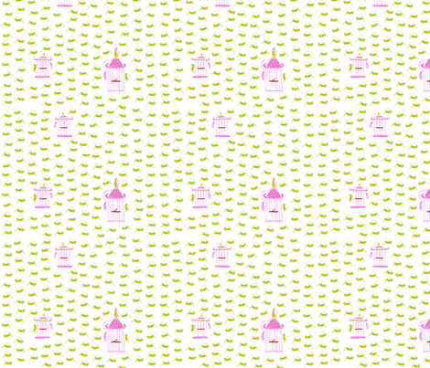 cricketfabric fabric by heatherross on Spoonflower - custom fabric