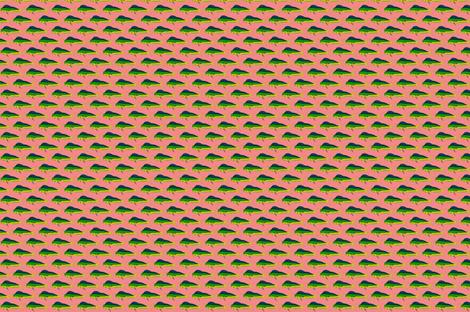 mahi_mahi_in_photoshop fabric by barrybeaux on Spoonflower - custom fabric