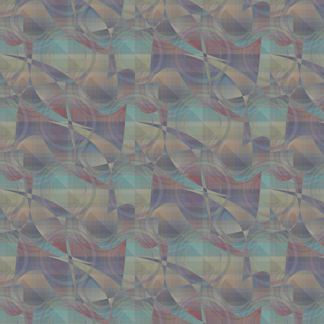 ©2011 wild texture fabric by glimmericks on Spoonflower - custom fabric