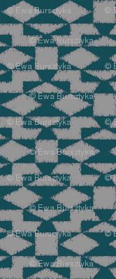 navajo inspired geometric print
