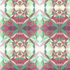 Tribal/Moorish Tessellation
