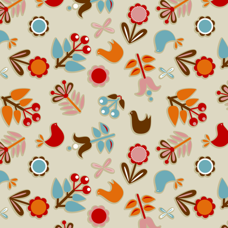 lidovky_square fabric by renule on Spoonflower - custom fabric