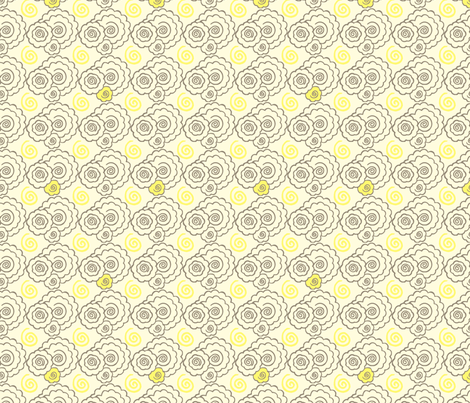 Sunshine and Shadow fabric by cksstudio80 on Spoonflower - custom fabric