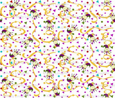 Confetti Smileys