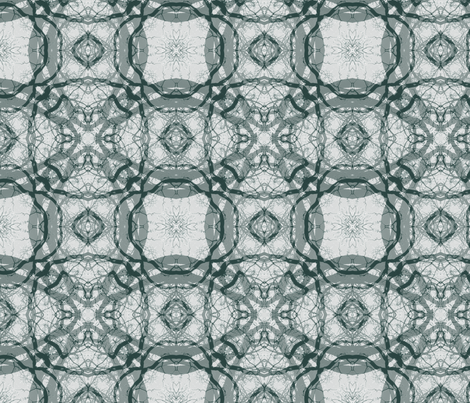schraegerfuerst, astgewirr fabric by schraegerfuerst on Spoonflower - custom fabric