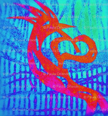 batik kokopelli