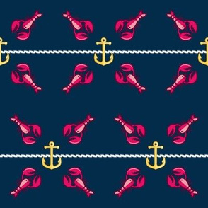 Nautical Collection-lobsters-1