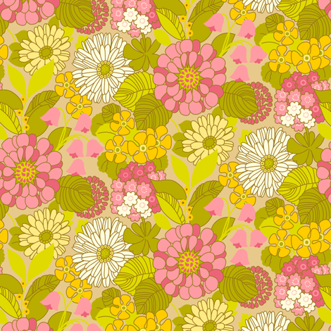 Ortrud C fabric by helena on Spoonflower - custom fabric