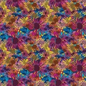 Flower Zig Zag
