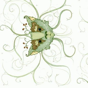 The Green Man's Pet