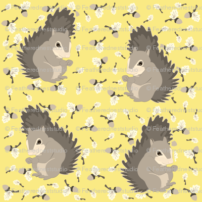 yellow_acorns_with_grey_squirrels