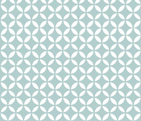 Soft circles fabric by myracle on Spoonflower - custom fabric