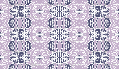 Swirls on Lilac