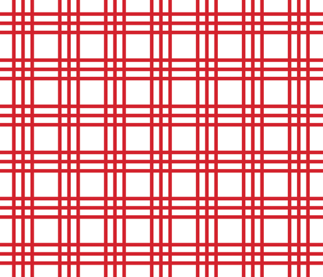 plaid_checker fabric by holli_zollinger on Spoonflower - custom fabric