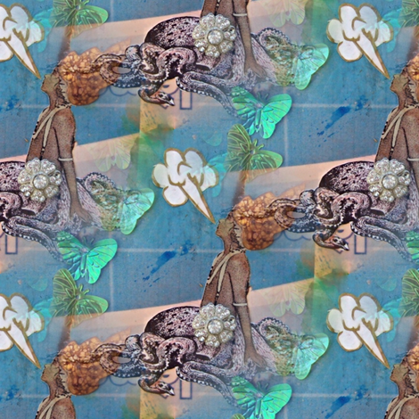 Blow fabric by nalo_hopkinson on Spoonflower - custom fabric