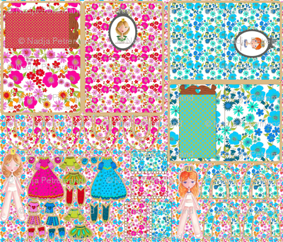 set_princesses_à_habiller