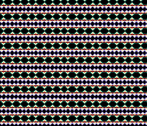native navajo_design_colors fabric by mallennium on Spoonflower - custom fabric