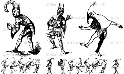 Medieval Jesters
