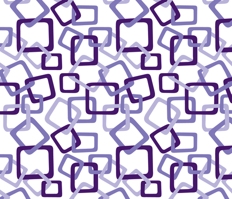 Links: Purple fabric by modgeek on Spoonflower - custom fabric