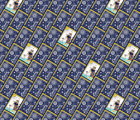 Fools fabric by theboerwar on Spoonflower - custom fabric