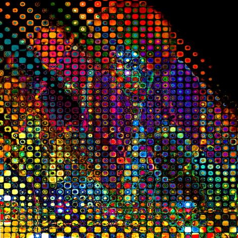 clown fabric by paragonstudios on Spoonflower - custom fabric