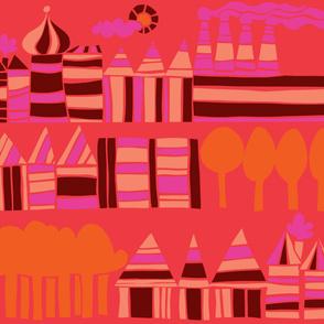urbo-town autumn